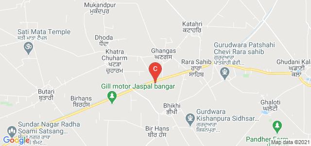 Govt College Karamsar Rara Sahib, Ludhiana, Punjab, India