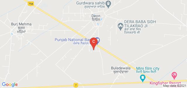 Baba Farid Group of Institutions, Muktsar Road, Bathinda, Punjab, India