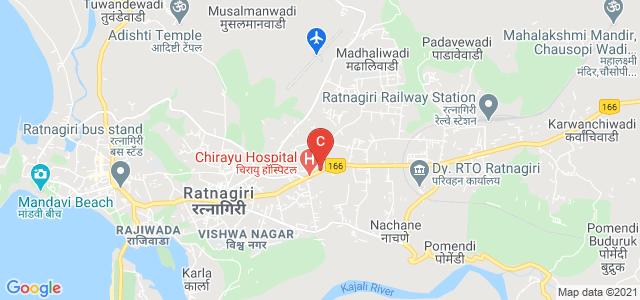 Maharashtra State Highway 265, Pushpendra Nagar, Nachane, Maharashtra 415639, India