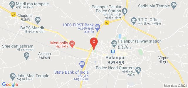 R. R. Mehta College of Science & C. L. Parikh College of Commerce, Vinayak Park, Dhundhiyawadi, Palanpur, Banaskantha, Gujarat, India