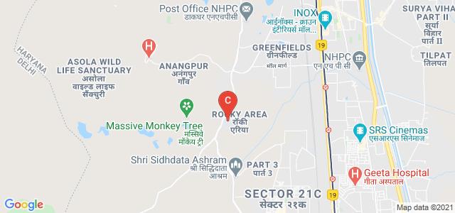 Manav Rachna International Institute Of Research And Studies, Manav Rachna Campus Road, Gadakhor Basti Village, Sector 43, Faridabad, Haryana, India