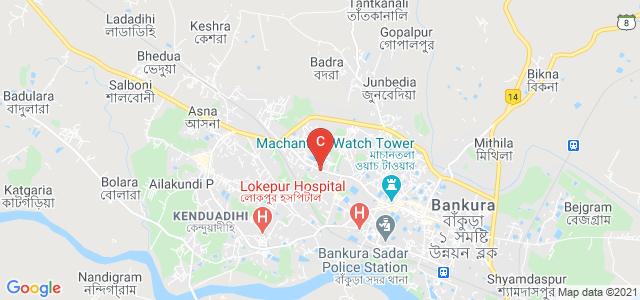 Bankura Zilla Saradamani Mahila Mahavidyapith, Nutanchati Road, Paddapukur Palli, Bankura, West Bengal, India