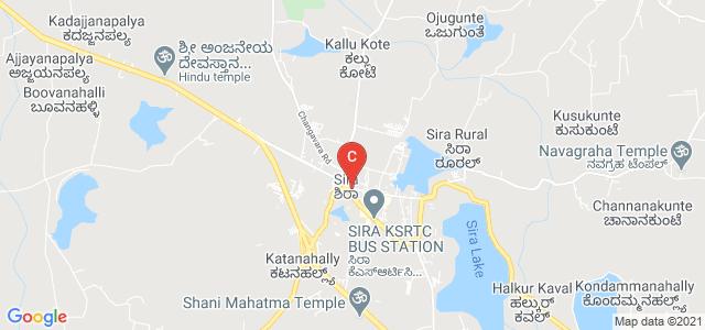 Sira, Tumakuru, Karnataka 572137, India