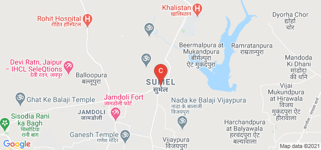 LNMIIT, Sumel, Jaipur, Rajasthan, India