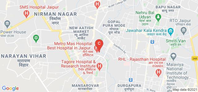 Parishkar College of Global Excellence, Shanthi Nagar, Mansarovar, Jaipur, Rajasthan, India