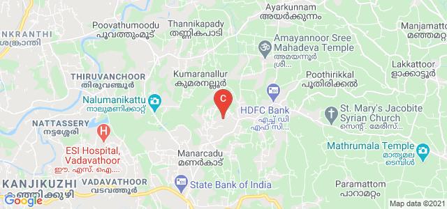 St. Mary's College, Maalam, Maalam Manarcadu Road, Manarcadu, Kottayam, Kerala, India