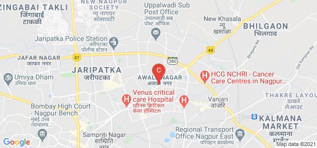Dr. Madhukarrao Wasnik P.W.S. Arts and Commerce College, Kamptee Road, Old Teka Naka, Teka Naka, Nagpur, Maharashtra, India