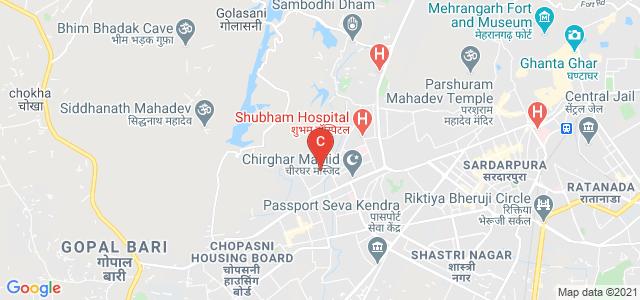 Adarsh Mahavidhyalaya ( ararsh sr. Sec. School ), Kamla Nehru Nagar III, Jodhpur, Rajasthan, India