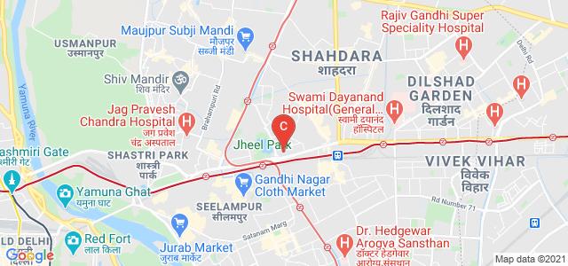 Shyam Lal College, Grand Trunk Road, Near Metro Sation, Dwarkapuri, Shahdara, Delhi, India