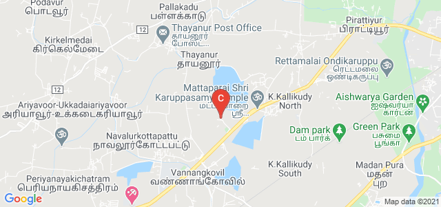CARE Group of Institutions, Thayanur, Tamil Nadu, India
