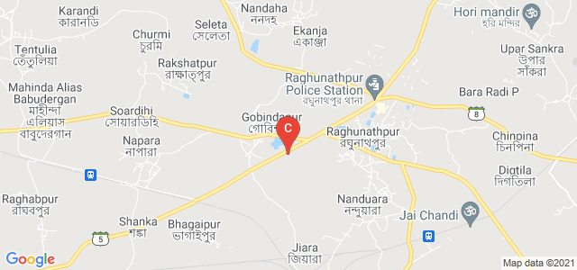 Raghunathpur College, Purulia, West Bengal, India