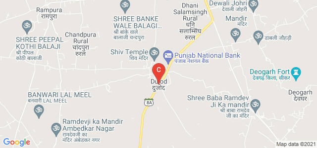 S. K. Government medical college, sikar, circle, near sanwli, Dujod, Rajasthan, India