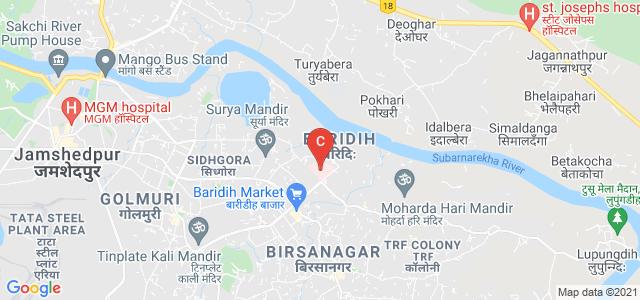 MANIPAL-TATA MEDICAL COLLEGE, Kadani Road, Medical Corridor, Baridih, Jamshedpur, Jharkhand, India