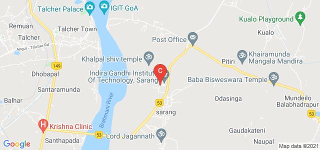 Indira Gandhi Institute of Technology,Sarang, sarang, Odisha, India
