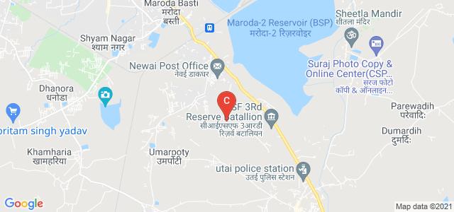 CSVTU Bhilai, Newai, Bhilai, Chhattisgarh, India
