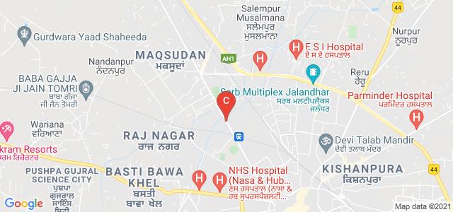 Hans Raj Mahila Maha Vidyalaya, Grand Trunk Rd, Arya Nagar, Jalandhar, Punjab, India