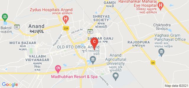 M.B.Patel Science College, Anand, Gujarat, India