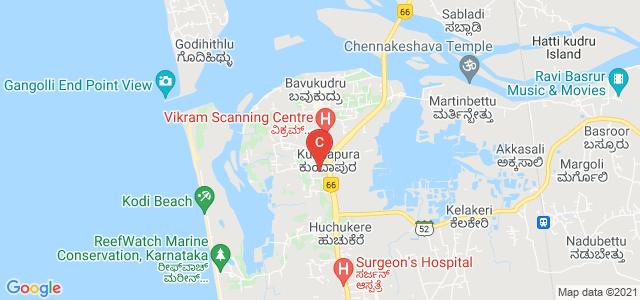 Bhandarkars' Arts & Science College, Kundapura, Karnataka, India