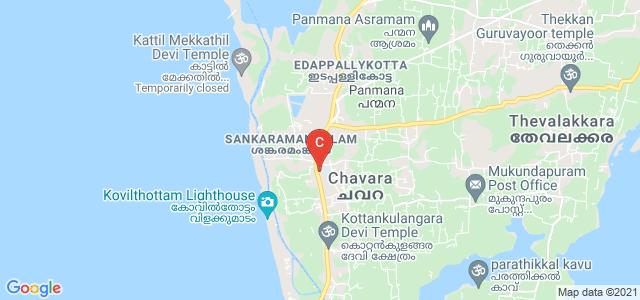 Baby John Memorial Government College, Salem - Kochi - Kanyakumari Highway, Sankaramangalam, Chavara, Kerala, India