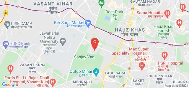 Indian Institute of Foreign Trade, NRPC Colony, Block B, Qutab Institutional Area, New Delhi, Delhi, India