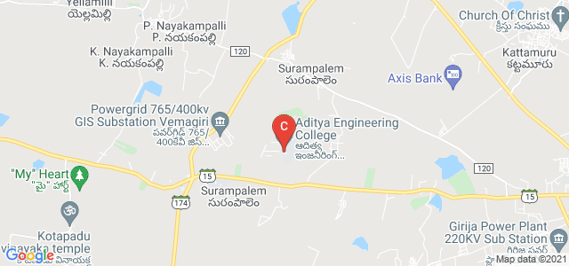 Aditya Engineering College, Surampalem, Andhra Pradesh, India