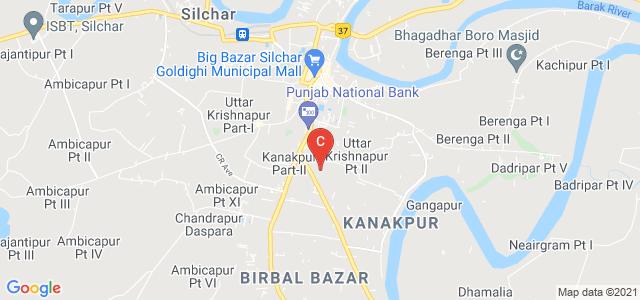 RADHAMADHAB COLLEGE, Kanakpur, Silchar, Assam, India