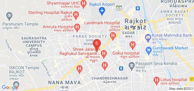 Smt. M. T. Dhamsania College Of Commerce, Kalavad Road, Nutan Nagar, Kotecha Nagar, Rajkot, Gujarat, India