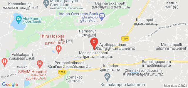 Vysya College, P.O, Ramakrishnapuram, Salem, Tamil Nadu, India