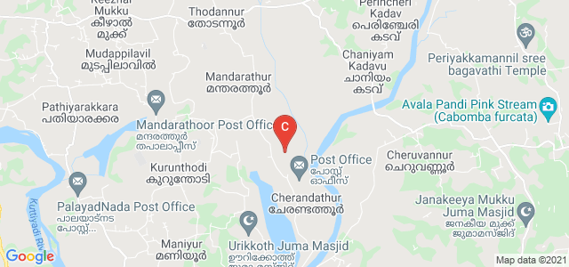 MHES Arts and Science college and ITI, Cherandathur, Kerala, India