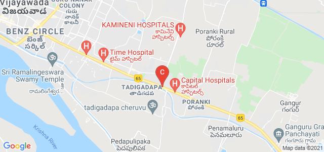 Sri Krishnaveni Degree College, Chalasani Nagar, Poranki, Tarakaturu, Andhra Pradesh, India