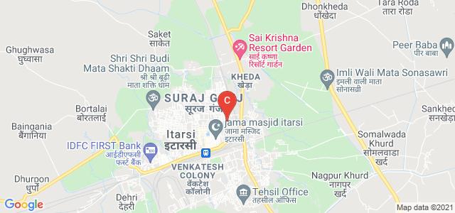 Nyas Colony, Bangali Colony, Itarsi, Madhya Pradesh 461111, India