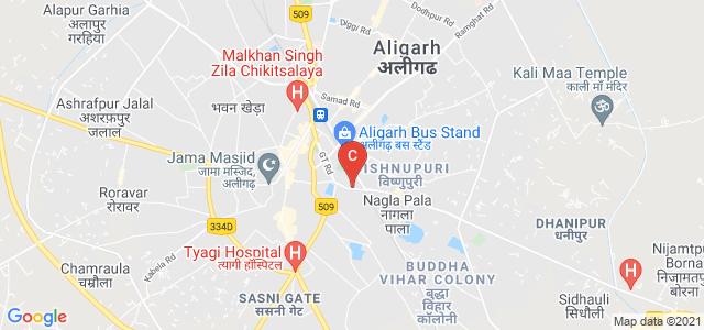 Shri Varshney College, Achal Taal, Aligarh, Uttar Pradesh, India