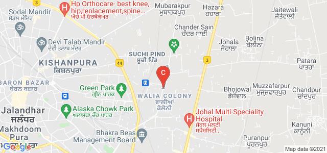 I.K. GUJRAL PUNJAB TECHNICAL UNIVERSITY, JALANDHAR, Chohak Kallan Village, Jalandhar, Punjab, India