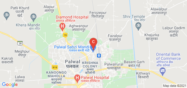 GGD SD College, Shiv Colony, Palwal, Haryana, India