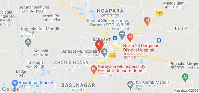 Barasat College, Palpara, Bhatrapally, Kolkata, West Bengal