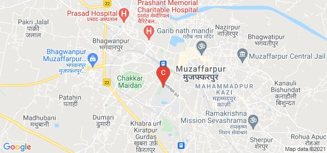 R.B.B.M college muzaffarpur, University Road, B.R.Ambedkar Bihar University, Muzaffarpur, Bihar 842001, India
