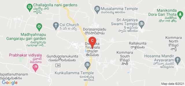 Dwaraka Tirumala, Andhra Pradesh, India