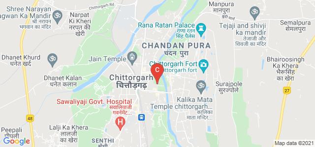 Gandhi Nagar, Chittorgarh, Rajasthan 312001, India