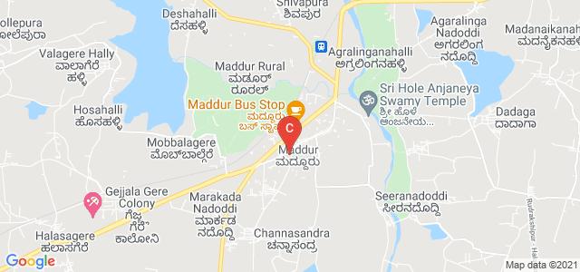 Govt College for Women, Maddur, 8th Main Road, Maruthi ExtensionVinayaka Layout, Rajaji Nagar, Bengaluru, Karnataka, India