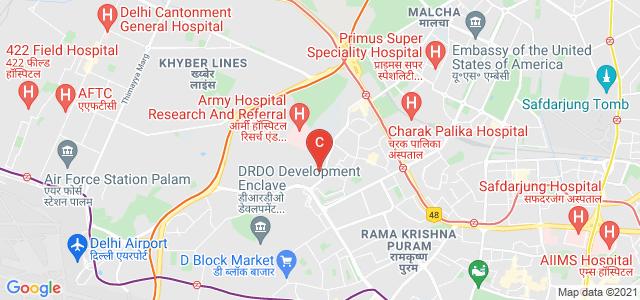 Ram Lal Anand College, Benito Juarez Marg, South Campus, South Moti Bagh, New Delhi, Delhi, India