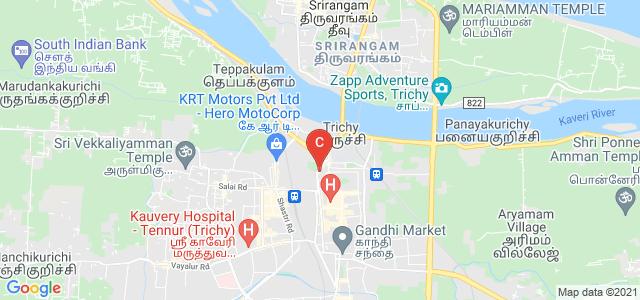 Shrimati Indira Gandhi College, Teppakulam, Tiruchirappalli, Tamil Nadu, India