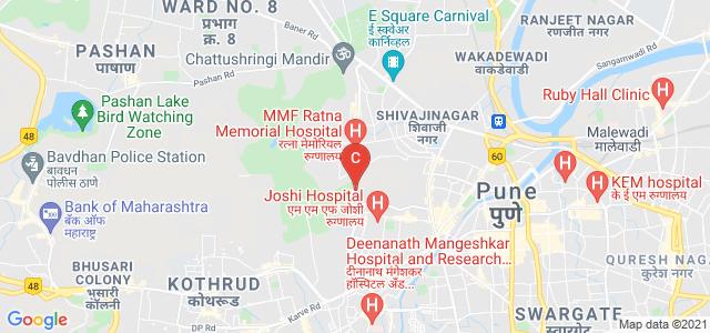 Symbiosis Institute of Health Sciences, Senapati Bapat Road, Shivajinagar, Pune, Maharashtra, India