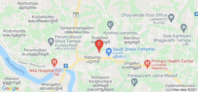 SNGS College, Pattambi, Kerala, India
