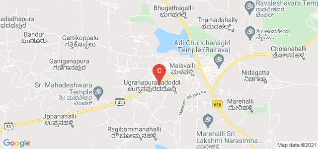 Shanthi Arts, Science and Commerce College, Mysore Road, Malavalli, Karnataka, India