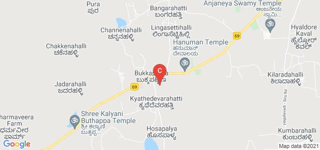Government First Grade College, Bukkapatna, Tumkur, Karnataka, India
