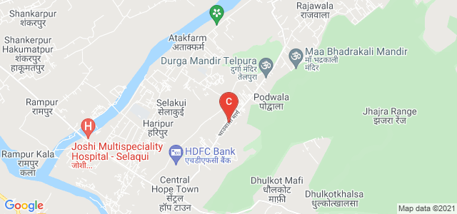 ICFAI Law School, Dehradun, Selakui, Uttarakhand, India