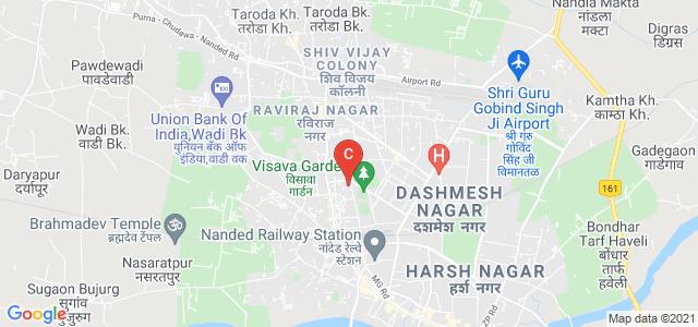 Yeshwant Mahavidyalay, Baba Nagar, Nanded, Maharashtra, India