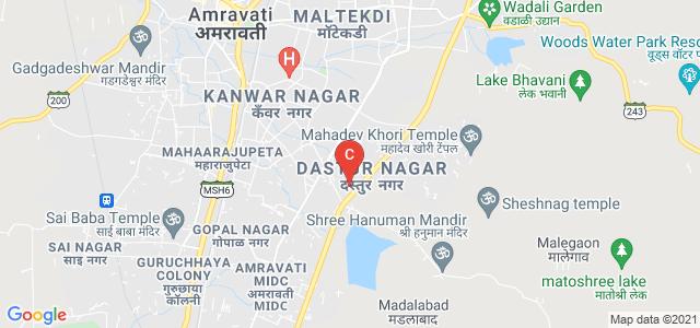 Dastur Nagar, Amravati, Maharashtra, India