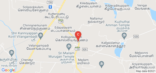 BWDA Arts and Science College, Kolliyankunam, Villupuram, Tamil Nadu, India