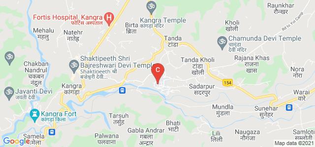Dr. Rajendra Prasad Government Medical College, Tanda Hospital Road, Kangra, Himachal Pradesh, India